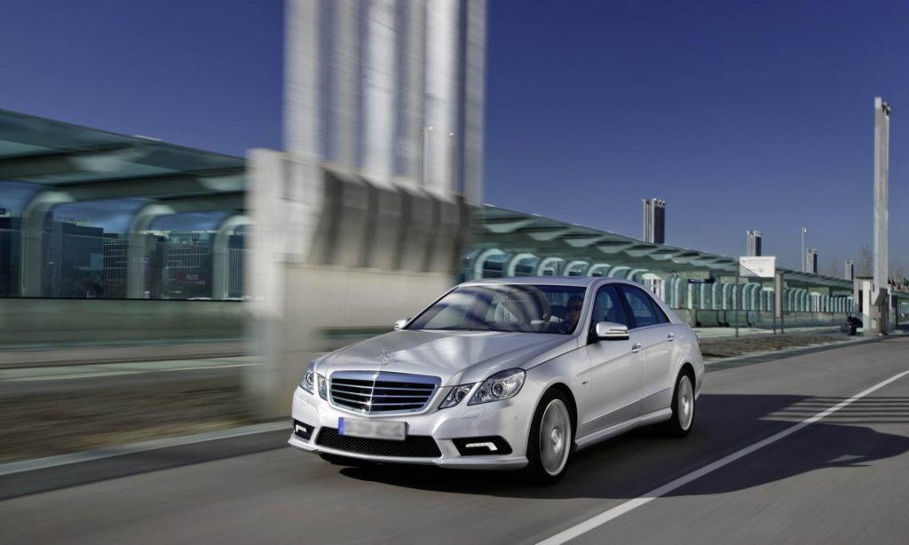 Mercedes Benz Berlina Roma Transfer