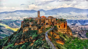 Gita da Roma centro a Civita di Bagnoregio