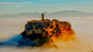 Gita da Roma a Civita di Bagnoregio
